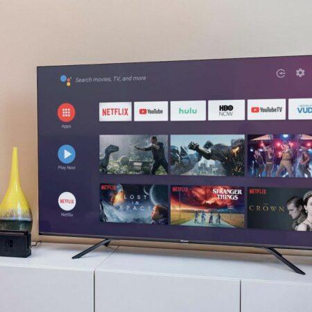 Smart TV 50 polegadas 4k